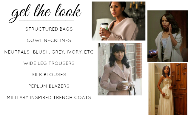 olivia pope fashion, olivia pope style, olivia pope get the look
