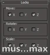 2-أنشاء أدوات تحكم لتحريك سيارة في 3d max 2015