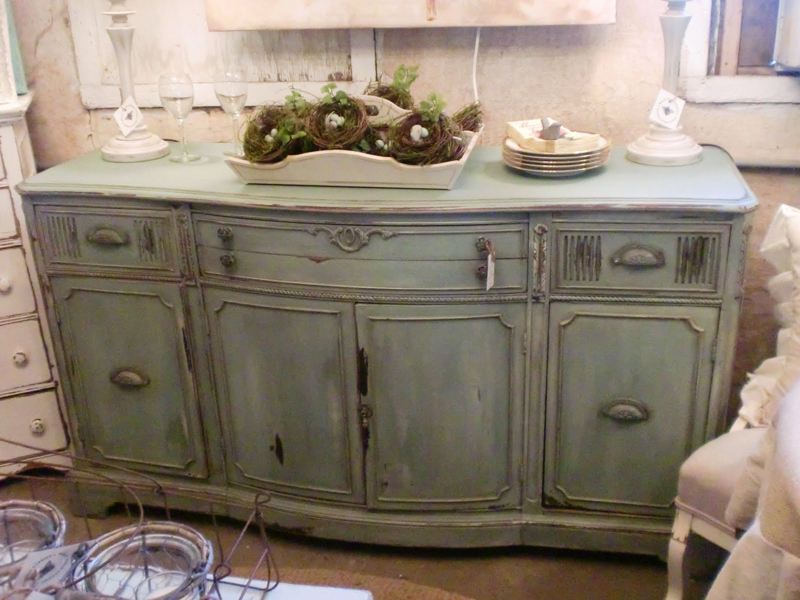 Chalk Paint Finish