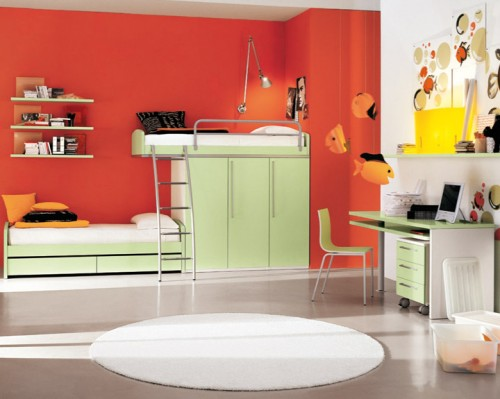 15 ideas de decoraci n de dormitorios para ni os casas - Decoracion ninos dormitorios ...