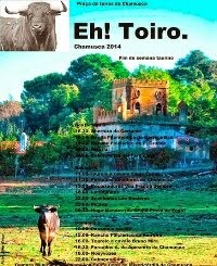 "Chamusca- ""Eh! Toiro""- 3 a 5 Outubro"