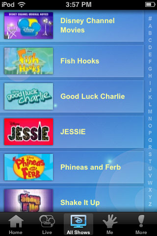 Watch Disney Channel Shows Free
