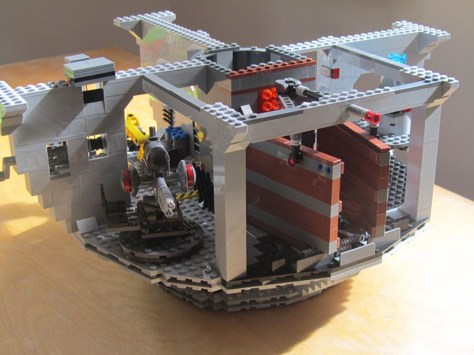 death star lego box - photo #30