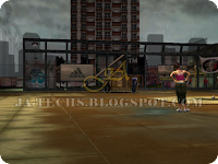 Urban Freestyle Soccer PC Game Snapshot 1