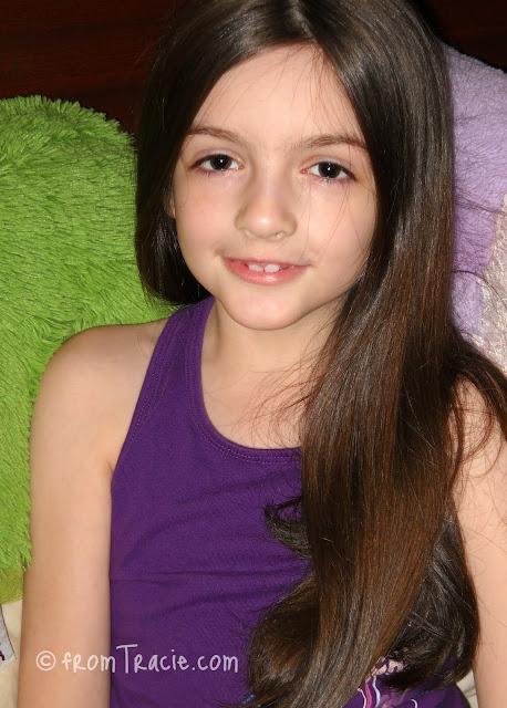 Katarina Age Eight