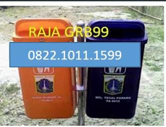 tong sampah hdpe Pilah 2 Rp.1.400.000,-