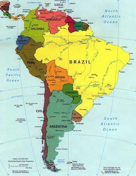 BOLIVIA EN EL CORAZÓN DE SUDAMERICA