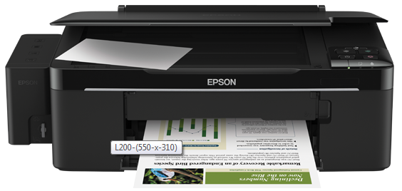 Epson L200 Driver Download for Windows
