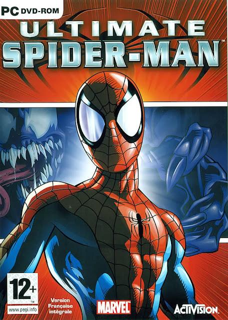 تحميل لعبة المغامرات الرائعة Ultimate Spider-Man مباشرة وحصريا  Ultimate+Spider-Man