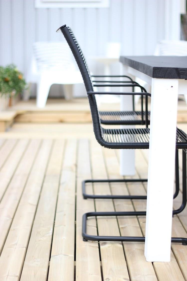 Ikean Väsman tuoli