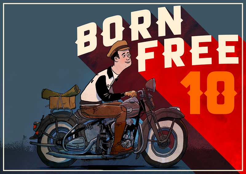 Born-Free Show