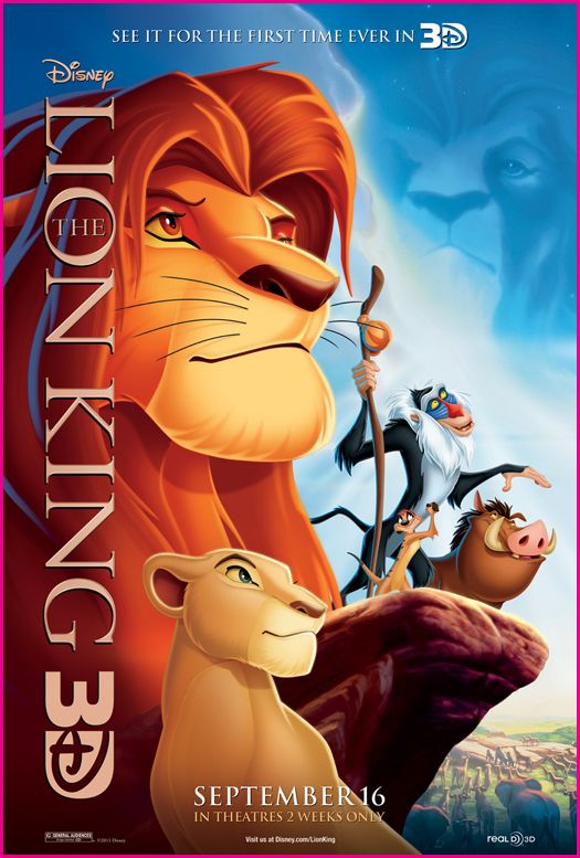 'The Lion King' held onto