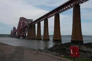Fourth rail Bridge Scotland