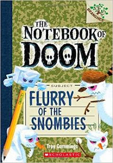 The Notebook of Doom: Flurry of the Snombies