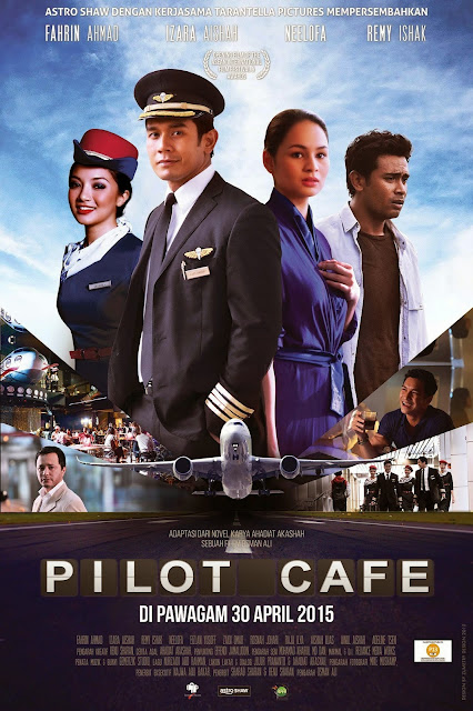 Pilot Cafe 2015 Full Movie