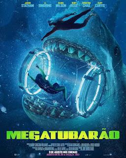 Megatubarão Dublado Online