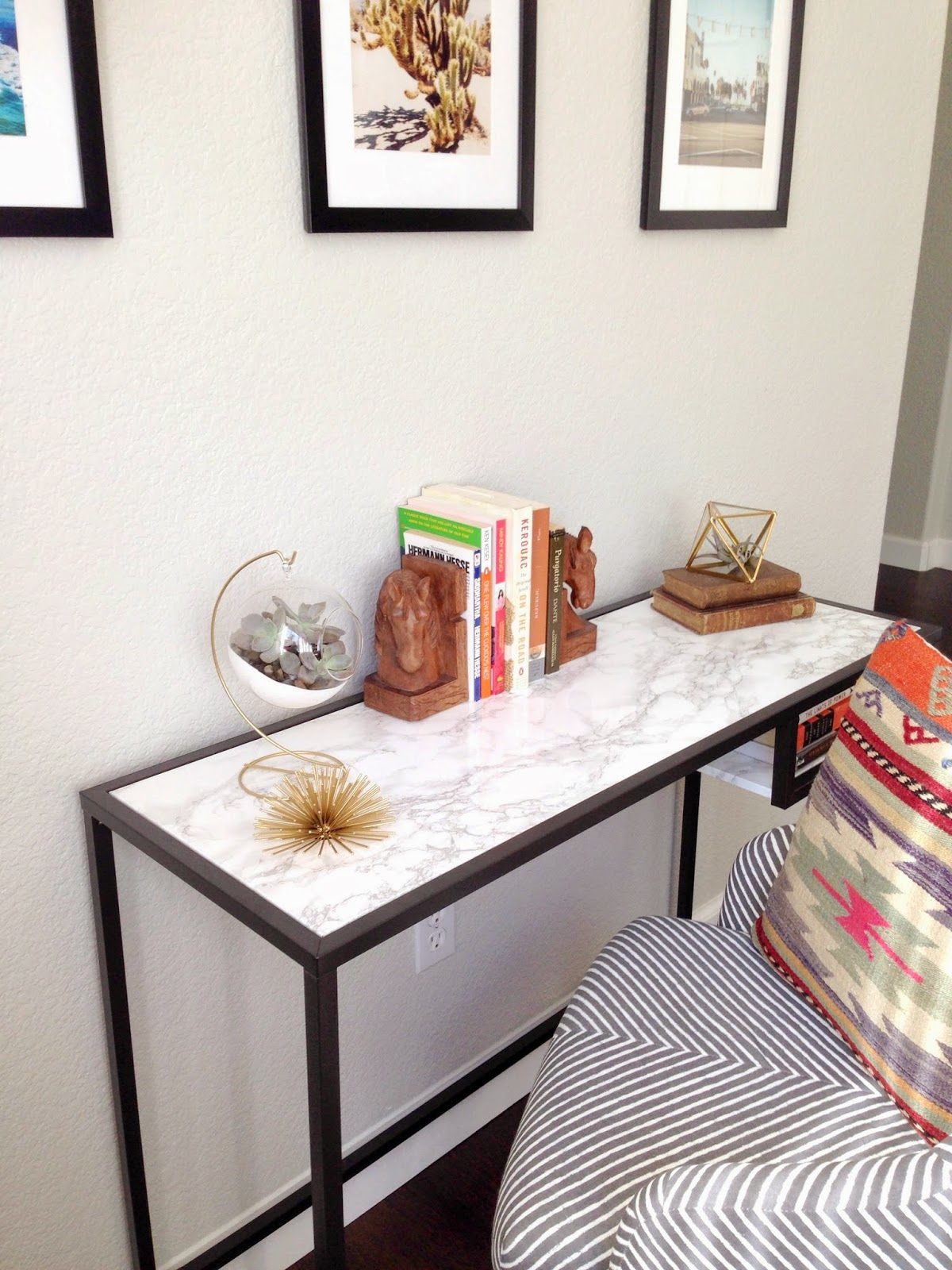West Elm Accent Table Images Dipped Side Table Modern Tables And End Decorating Around A