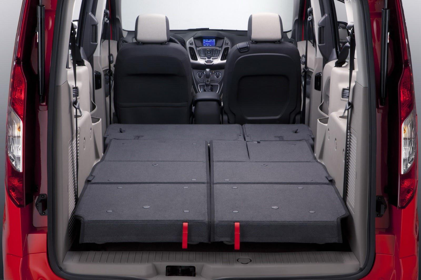 2014 Ford Transit Connect Wagon Los Angeles'da