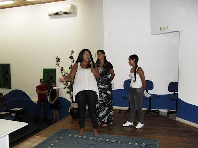 Alunos do Projovem Urbano do Quinari escolhem projetos que serão desenvolvido junto à comunidade