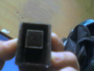Картридж HP 122 изнутри