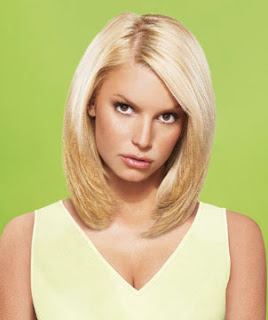 Jessica Simpson Blonde Hairstyles - Celebrity Hairstyle Ideas for Girls