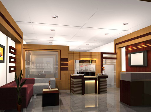 Merveilleux Modern Office Interior Design