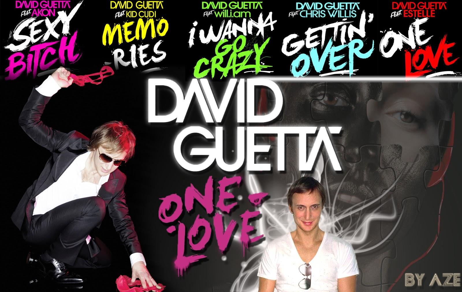 David guetta song one love