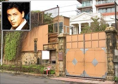 Shahrukh Khan House