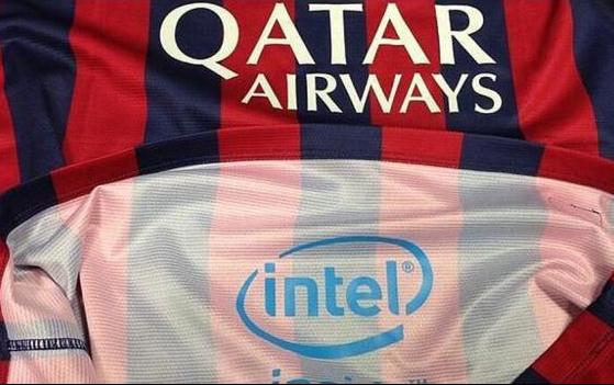 Intel y el Barcelona FC