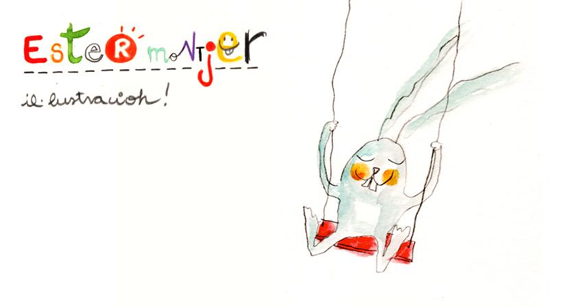 Ester Montjer *** il·lustracioh! :)