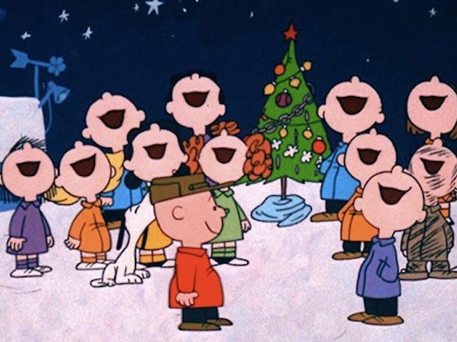 a charlie brown christmas 1965 - Plural Of Christmas