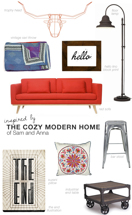 Shop the cozy modern home collection