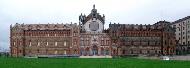 Edificios Antigua Universidad Pontificia de Comillas