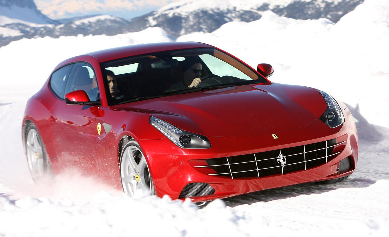Ferrari FF ~ Car Motor
