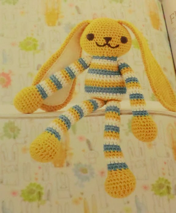 Crochet Amigurumi Made Easy Magazine : Amigurumi Barmy: 2014 year end review part one