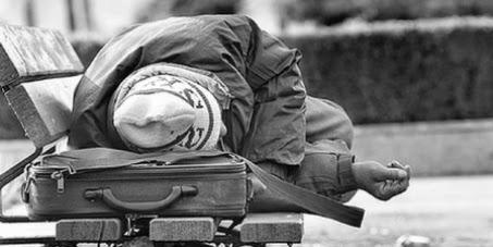 Χαλκίδα: Μαζεύουν υπογραφές για να φτιαχτεί υπνωτήριο αστέγων!