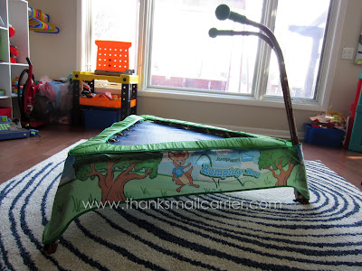 JumpSport iBounce Kids Trampoline review