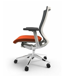 iDesk Oroblanco Seating