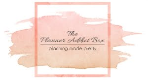 Planner Addict Monthly Subscription