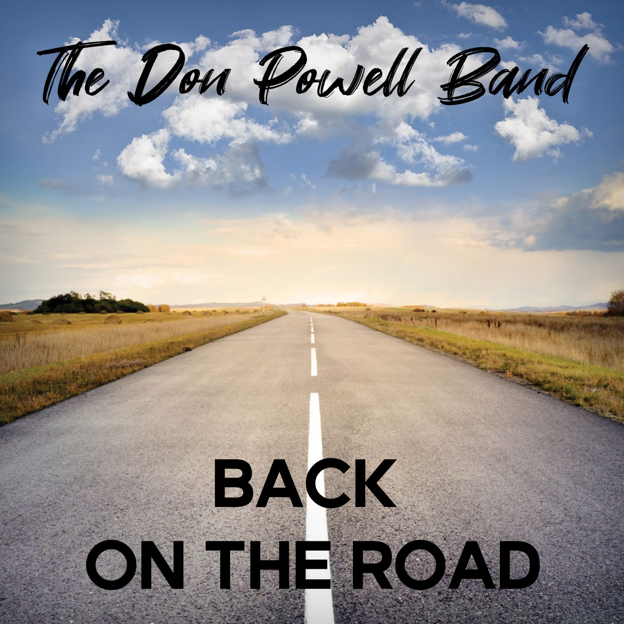 The Don Powell Band - Back On The Road