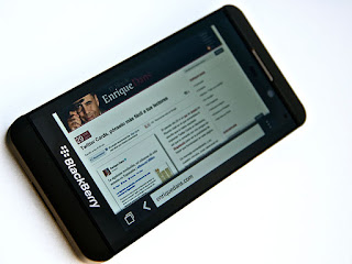 Blackberry Z10 Picture