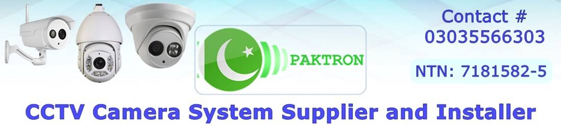 Pakistan CCTV Security Camera System, HD IP Video Surveillance Provider