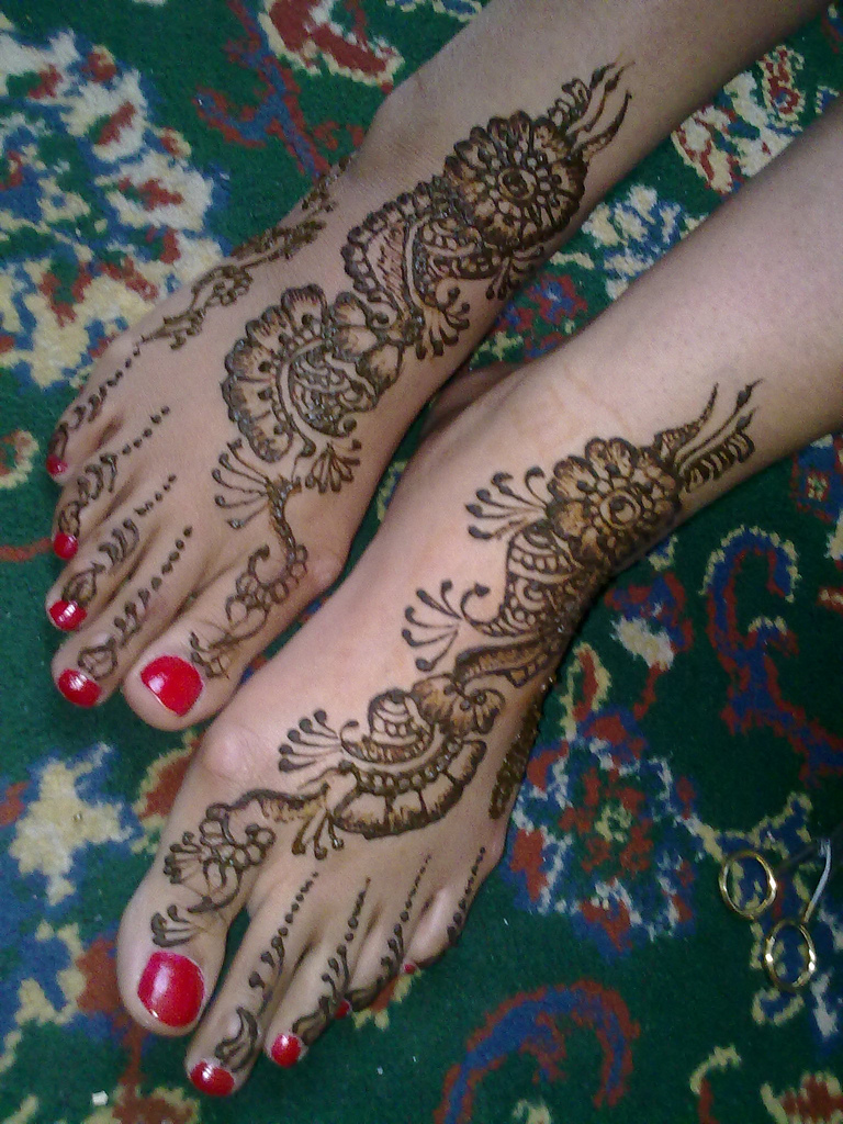 Mehndi Bridal New Design : New eid mehndi designs design