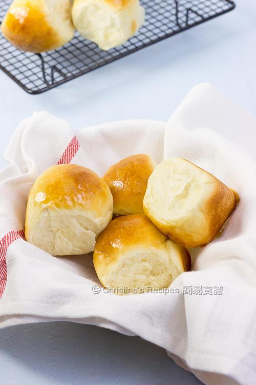 牛油餐包 Butter Buns01