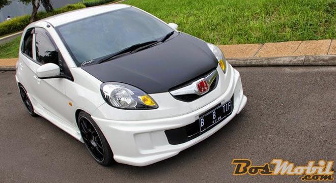 Modifikasi Mobil Honda Brio