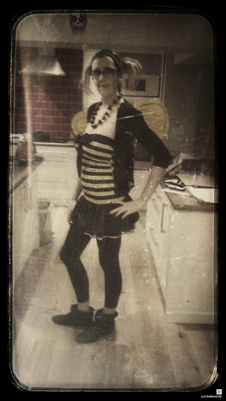 Halloween Zombee costume
