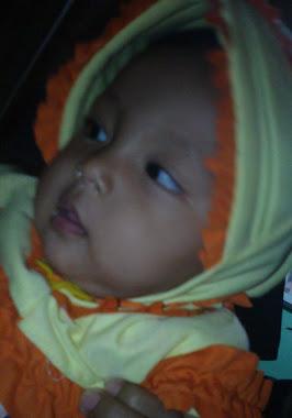 Nayya Cantik dg Kudung