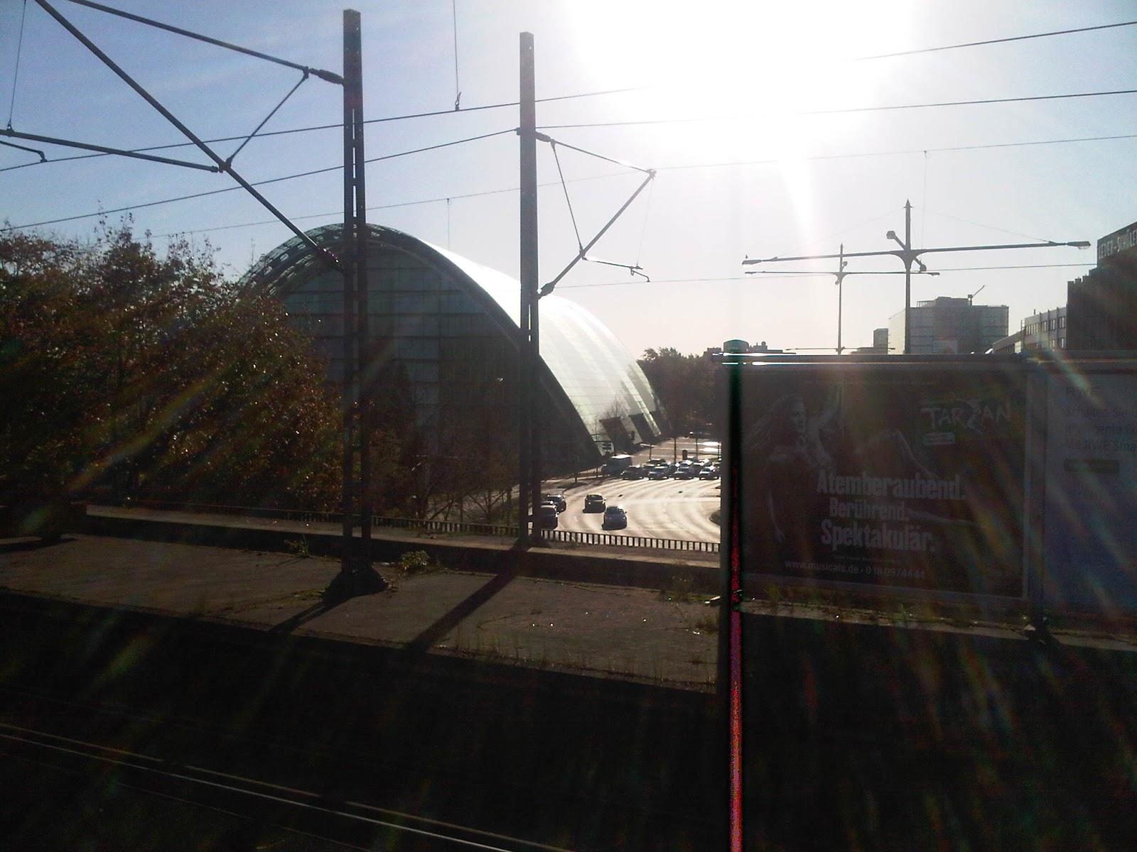 Berliner Bogen - Berliner Tor - Hamburg