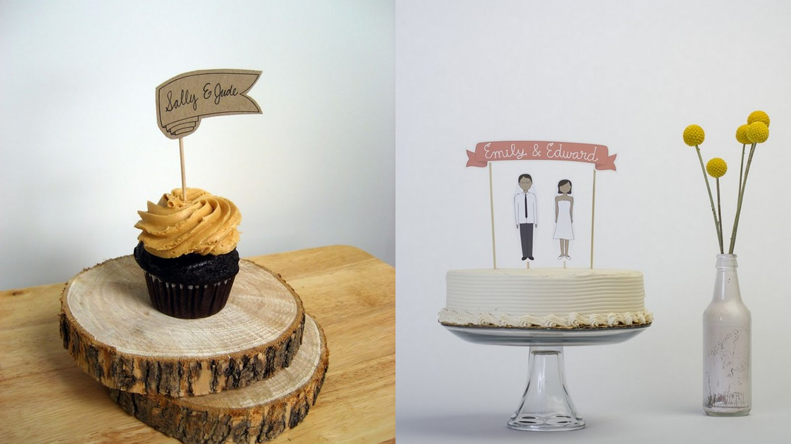 Dream State: A Couple of Wedding Cake Ideas by \