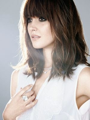 ... I Do Decide To Take The Plunge, These Are My Inspirations Below. I Mean  Rose Byrne, I Love You. And Your Bangs. (all Photos Found On My Pinterest  Page)